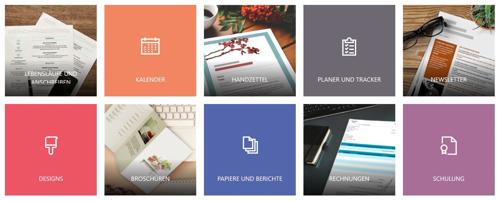 Vorlagen & Designs für Microsoft Office kostenlos | ms-office-kaufen.de